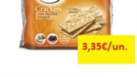 bolachas integrais cracker Du Bois 500gr.