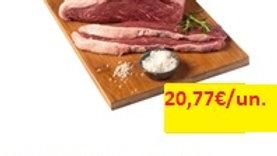 picanha de bovino europa 1,65kg.