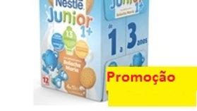 bebida láctea junior + bolacha Nestlé Junior 4x1lt.