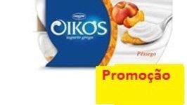 iogurte grego pessego Oikos Danone