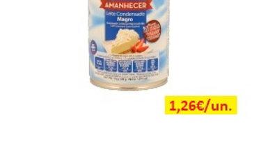 leite condensado magro Amanhecer R