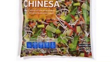 mistura chinesa vegetais congelado Amanhecer R 400gr.