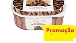 gelado chocolate brownie Carte d'Or 900ml.