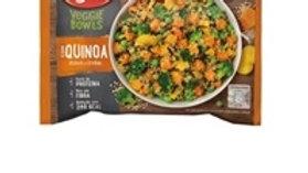 veggie bowls de quinoa e abóbora Iglo
