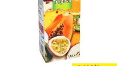sumo 100% tropical Amanhecer R 8x1,5lt.