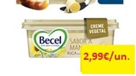 creme para barrar sabor a manteiga Becel