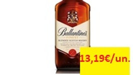 whisky finest Ballantines's
