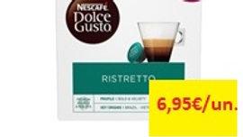 café espresso ristretto Dolce Gusto 16uni.