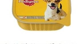 comida húmida para cão carne e figado Pedigree 300gr.