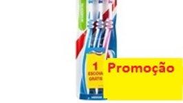 escova de dentes flex interdental Aquafresh