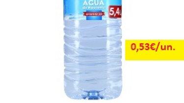 água Amanhecer R 5,4lt.