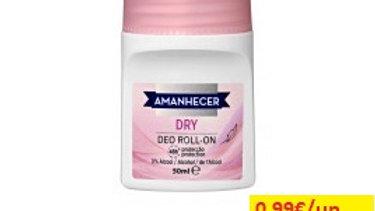 desodorizante roll on dry Amanhecer R