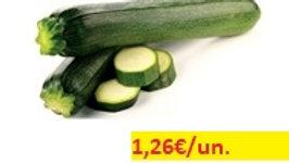 curgete verde