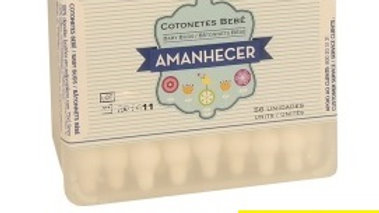 cotonetes bebé Amanhecer R 56uni.