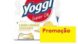 iogurte liquido magro lima limão e gengibre Yoggi