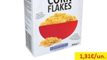 cereais corn flakes Amanhecer R