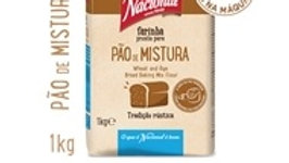 farinha para pão de mistura Nacional