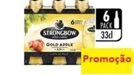 sidra com alcool Gold Apple