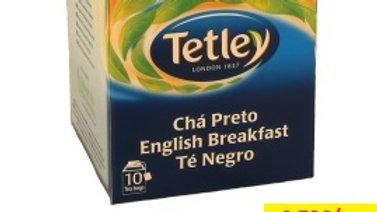 chá preto saquetas Tetley R 10uni.
