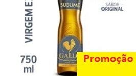 azeite extra virgem sublime Gallo 750ml.