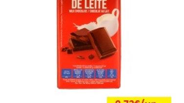 chocolate leite Amanhecer R 100gr.