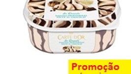 gelado profiteroles Carte d'Or 900ml.