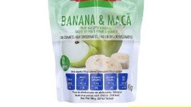 bolsa fruta banana maça Amanhecer R 90gr.