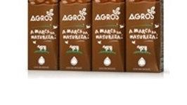 leite achocolatado Agros