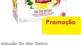 infusão do the detox Lipton 20uni.