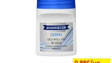desodorizante roll on dermo Amanhecer R