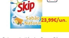 detergente máquina roupa pó sabão natural Skip