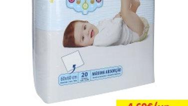 resguardo bebé  60x60 Amanhecer R 20uni.