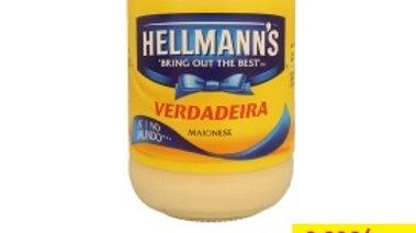 maionese frasco Hellmann's R
