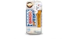 pão de forma sem codea especial torradas Bimbo