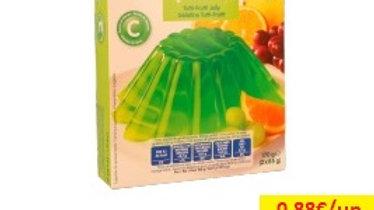 gelatina tutti-frutti Amanhecer R