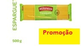massa esparguete Milaneza 500gr.