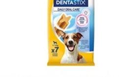 snack raça pequena dentastix para cão Pedigree 110gr.