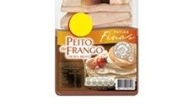 fiambre de peito de frango fatias finas forno de lenha Campofrio 120gr.