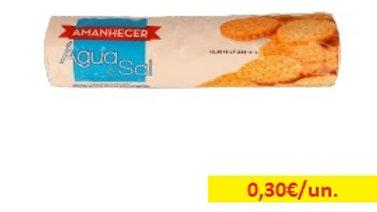 bolacha águae sal Amanhecer R 125gr.