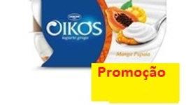iogurte grego manga e papaia Oikos Danone