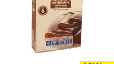 mousse chocolate Amanhecer R