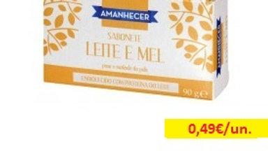sabonete Amanhecer leite & mel R