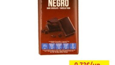 chocolate preto Amanhecer R 100gr.