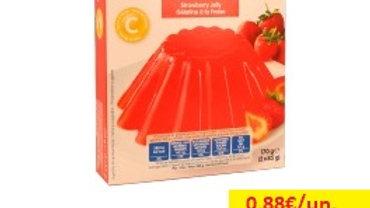 gelatina morango Amanhecer R