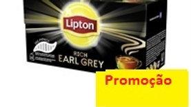 chá earl grey freshpack Lipton 25uni.