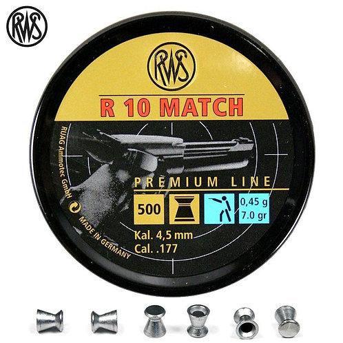 RWS R10 4.5mm glad