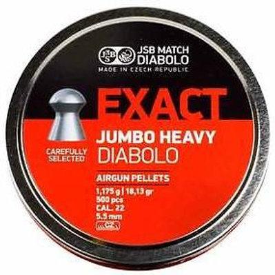 Jsb Loodjes Exact Jumbo Heavy 5.5mm