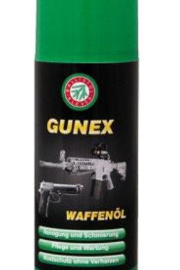 Gunex  2000 wapenolie 125ml