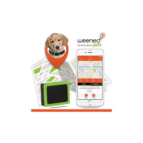 Weenect pets honden - gps tracker