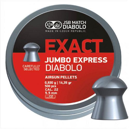 JSB Loodjes Exact Jumbo Express 5.5mm